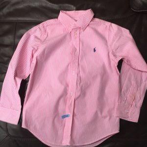 Ralph Lauren polo shirt boys 7